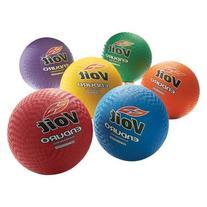 Voit Enduro Playground Ball, Green, 8 1/2-Inch