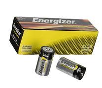 Energizer C Alkaline Industrial Batteries, Box Of 12