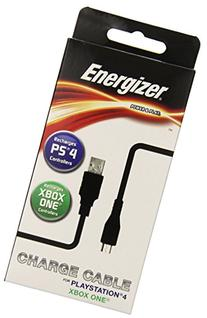 Energizer 6-Feet Universal Power and Play Charge Cable -