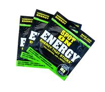 ALL NATURAL Spot On Energy® - 18 Pouches  - 5 Hour Energy