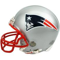 New England Patriots Collectible Replica NFL Football Mini