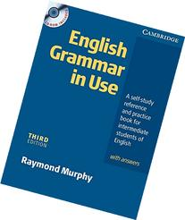 English Grammar In Use With Answers And CD-ROM: A Self-Study Reference And  Practice Book For Intermediate Students Of English