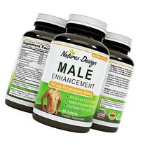 Natural Male Enhancement Supplement - 745 MG Potent and High