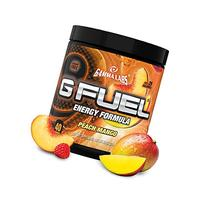 Gamma Enterprises G Fuel Nutrition Supplement, Peach Mango,