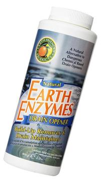 Earth Friendly Products Earth Enzymes, Drain Opener,  32