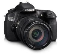 Canon EOS 60D 18 MP CMOS Digital SLR Camera with EF-S 18-