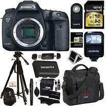 Canon EOS 7D Mark II Digital SLR Camera  + Lexar 64GB 600x