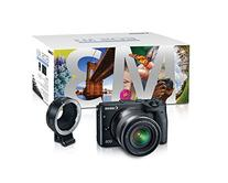 Canon EOS M3 Mirrorless Camera Kit with EF-M 18-55mm Image