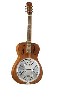 Epiphone Dobro Hound Dog Round Neck Resonator Guitar