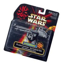 STAR WARS EPISODE 1 ACCESSORY: FLASH CANNON