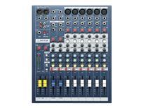 Soundcraft EPM6 High-Performance 6-channel Audio Mixer