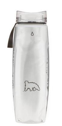 Polar Bottle Ergo Insulated 22 oz Water Bottle - Red Stripe