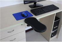 KEERQI Ergonomic, Adjustable Computer Desk Extender Arm