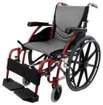 Karman Healthcare Ergonomic Wheelchair S-115 Mag Wheels,