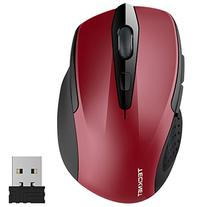 TeckNet Pro 2.4G Ergonomic Wireless Mobile Optical Mouse