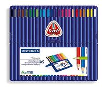 Staedtler Ergosoft Colored Pencils, Set of 24 Colors in