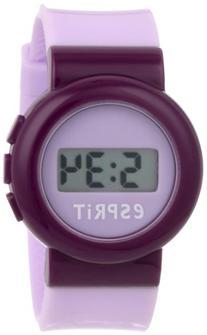Esprit Kids' ES105264004 Digital Swap - Purple Watch Set