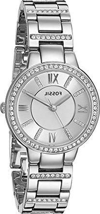 Fossil Women's ES3282 Virginia Three-Hand Stainless Steel