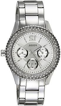Fossil Women's ES3588 Stella Multifunction Stainless Steel