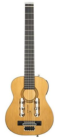 Traveler Guitar Escape Classical Nylon-String Acoustic-