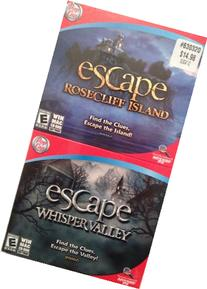 Escape Combo Pack, Rosecliff Island and Whisper Valley