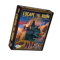 Think Fun Escape the Room Stargazer's Manor - An Escape Room