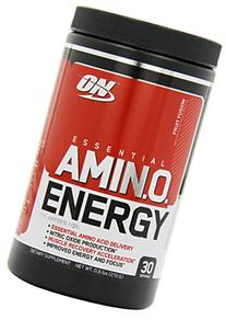 Optimum Nutrition Amino Energy, Fruit Fusion, 30 Servings