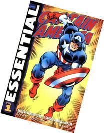 Essential Captain America, Vol. 1