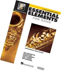 Essential Elements 2000 Bk. 1 : EB Alto Saxophone