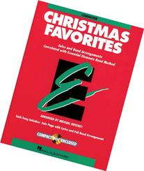 Essential Elements Christmas Favorites Conductor Book