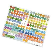 doTerra Essential Oils Bottle Cap Stickers