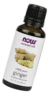 NOW Foods Essential Oils Ginger -- 1 fl oz