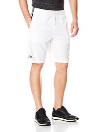 adidas Performance Men's Essential Shorts, Medium, White/