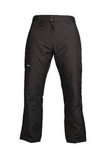 Arctix Men's Essential Snow Pants, Black, XX-Large/Short