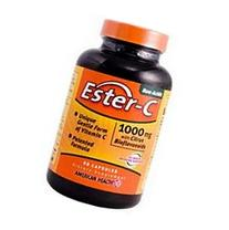 American Health Ester C 1000mg Ctrs Bioflvnds