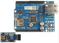 Arduino Ethernet without Power-over-Ethernet  Module + USB-