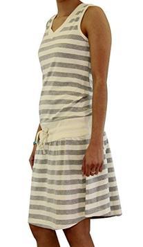 Euro Design Ladies Casual Cotton Summer Beach Cover-up Sun