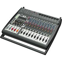 Behringer Europower PMP4000 Powered Mixer - 16 Channels,