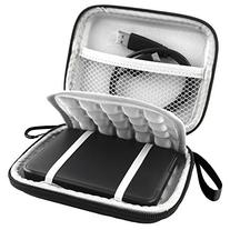 Lacdo EVA Shockproof Carrying Case for Western Digital My