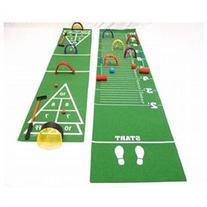 Everrich EVC-0142 Shuffle Board / Golf Putting Mat