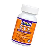 EVE WOMAN'S MULTI VITAMINS 90 Tabs by Now Foods