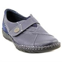 Earth Origins Evelyn Womens Leather Loafers & Moccasins