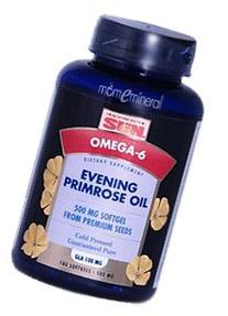 NOW Foods Evening Primrose Oil 500mg, 250 Softgels