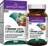 New Chapter Every Woman II 40+, Women's Multivitamin with