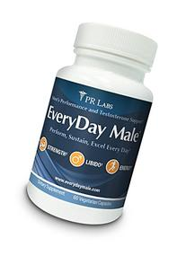EveryDay Male® Testosterone and Energy Booster for Better