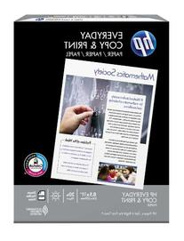 HP Paper, Everyday Copy and Print Poly Wrap, 20lb, 8.5 x 11