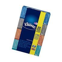 Kleenex Everyday Facial Tissues, Medium Count Flat, 160 ct,