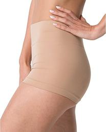 SPANX Women's Everyday Shaping Boy Shorts, Soft Nude, Medium