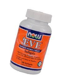 EveTM Women's Multiple Vitamin 180 Softgels