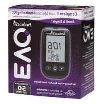Embrace EVOª Blood Glucose Meter, All-in-One Starter Kit